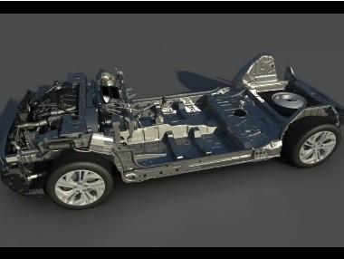 La nueva plataforma EMP2 de Peugeot-Citroën