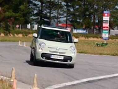Vídeo prueba del Fiat 500L 1.6 Multijet 105 CV 2013