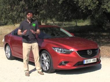 Vídeo prueba: Mazda 6 175 CV 2013