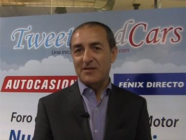 #TweetsandCars: Alfonso Nogueiro, director general de Faconauto