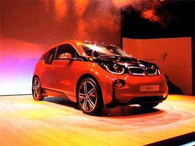 Vídeo: así fue la presentación mundial del BMW i3