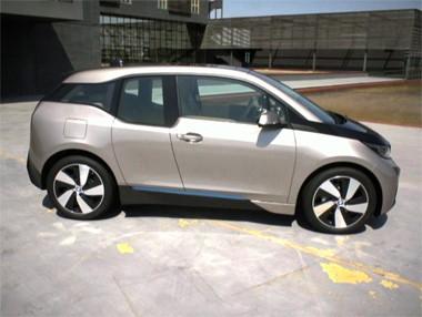 Los detalles del BMW i3, en vídeo