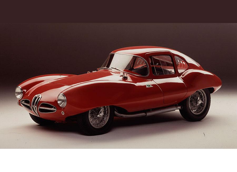 Alfa Romeo 1900 C52 Disco Volante original