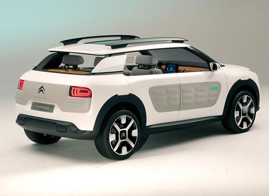 Citroën Cactus Concept Frankfurt 2013