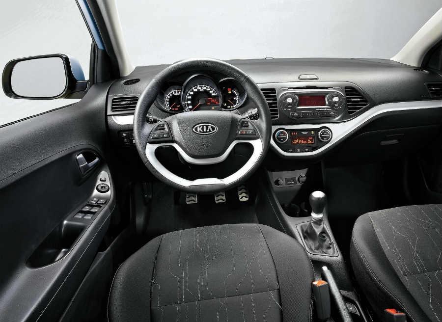 El conductor podrá seleccionar desde el salpicadero si desea circular con gasolina o con GLP.