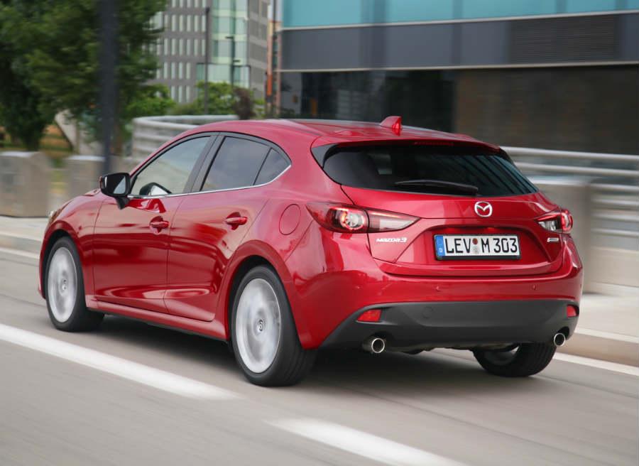 El nuevo Mazda3 expresa el nuevo lenguaje de diseño de la firma a la perfección.