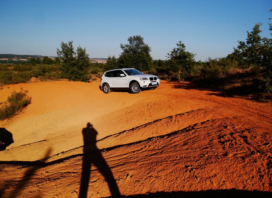 Prueba BMW X3 2.0d Xdrive 184 CV 2013, Villabalter, Rubén Fidalgo