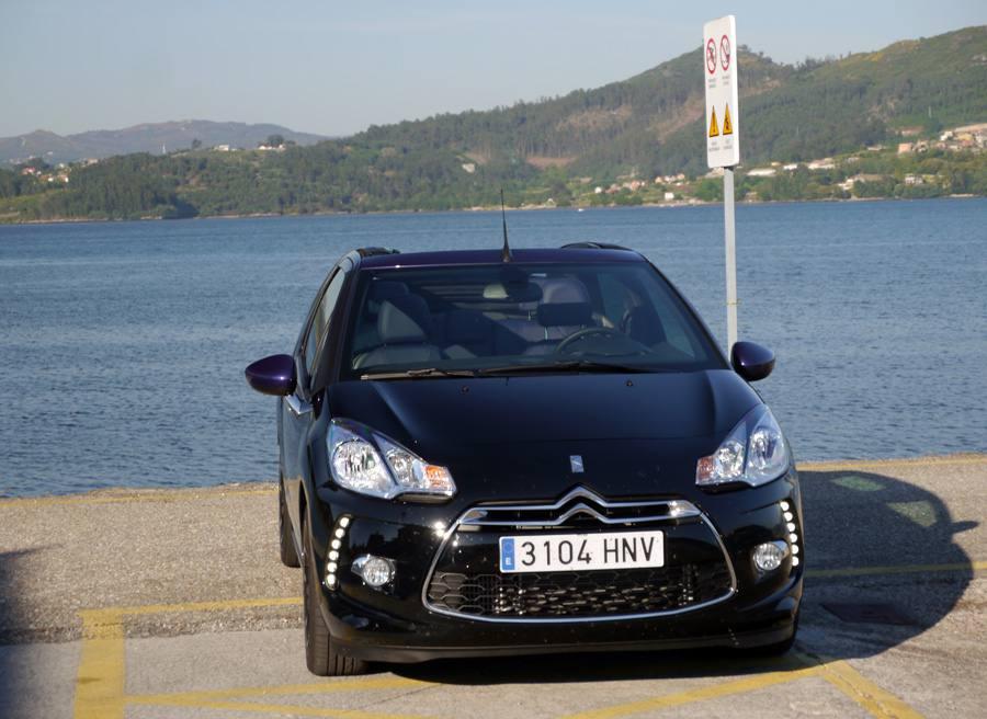 Prueba Citroën DS3 Cabrio eHDi CMP 92 CV, Santradán, Rubén Fidalgo