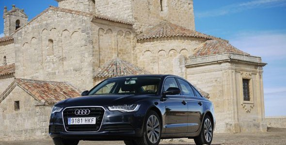 Prueba de eficiencia: Audi A6 Hybrid