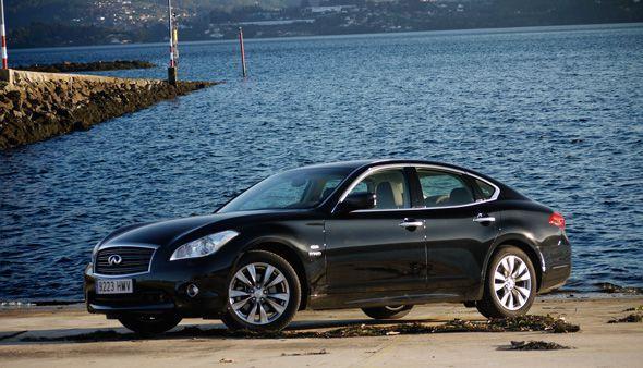 Infiniti M35h GT Premium, prueba en infinitivo