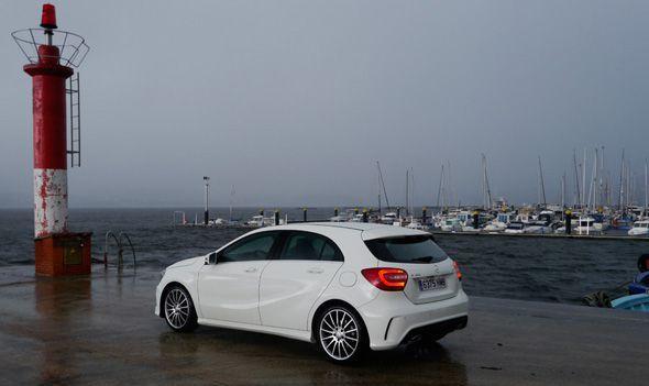"""Mercedes A 180 CDi AMG Sport: el """"Clase 1"""", a examen"""