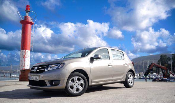 El nuevo Dacia Sandero TCe 90 Laureate 2012, a examen