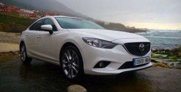 Nuevo Mazda 6 2.5 GE Luxury 192 CV: la prueba de Autocasion.com