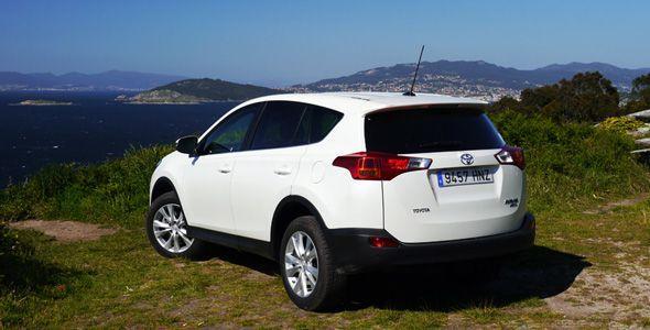 Probamos el Toyota Rav4 AutoDrive Executive 2013 de 150 CV