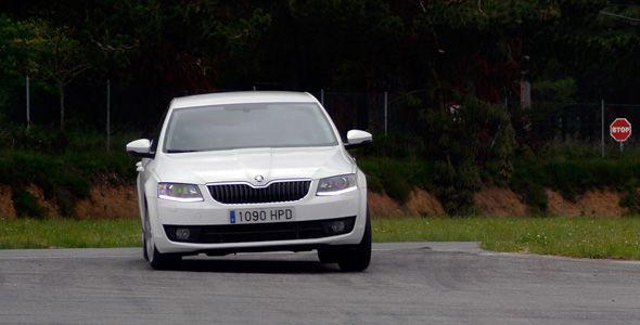 Skoda Octavia 1.8 TSi 180 CV Elegance 2013: el gasolina a prueba