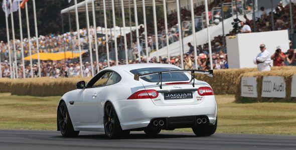 El Jaguar XKR-S GT se venderá en serie limitada en Reino Unido