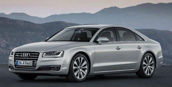 Audi A8 2014, ya a la venta