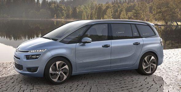 Nuevo Citroën Grand C4 Picasso 2013, con motor HDi de 150 CV