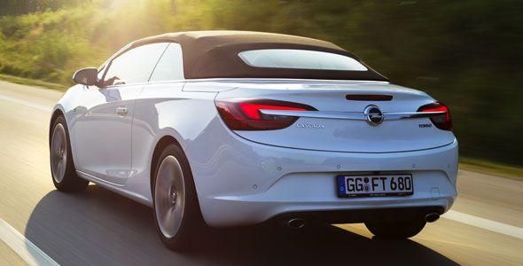 El Opel Cabrio de 200 CV llegará a España en febrero de 2014