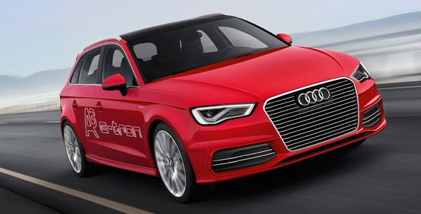 Audi A3 Sportback e-tron: híbrido enchufable