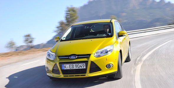 Nuevo Ford Focus Ecoboost 1.0: primera berlina europea por debajo de 100g/km CO2