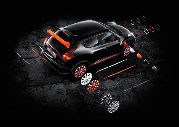 Programa de personalización Nissan Juke: de clientes a diseñadores