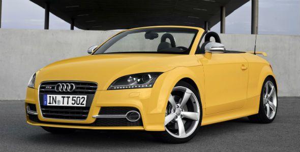 Audi TTS Competition: edición limitada de 500 unidades