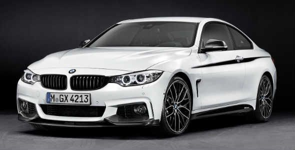 BMW Serie 4, ahora con M Performance Pack