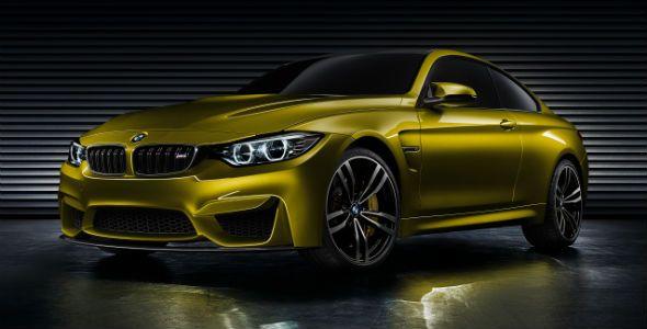 BMW M4 Concept Coupé: ya está aquí