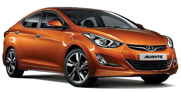 Hyundai Avante: a la venta en Corea del Sur