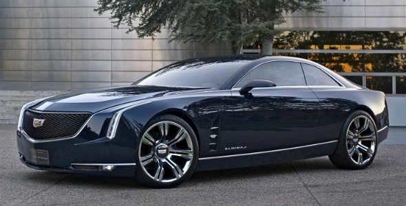 Cadillac Elmiraj Concept: lo veremos en Frankfurt