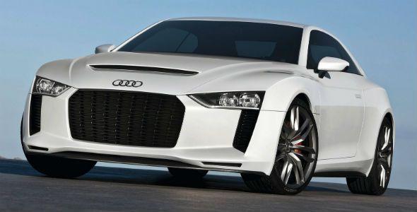 Audi Quattro Concept, el mito vuelve en Frankfurt