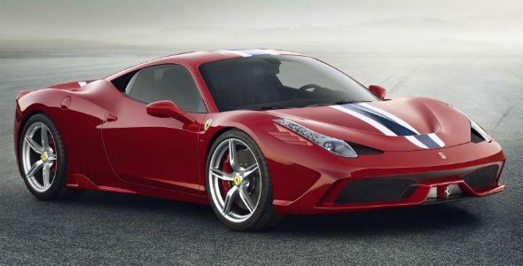 Ferrari 458 Speciale, la nueva bestia de Maranello por 238.000 euros