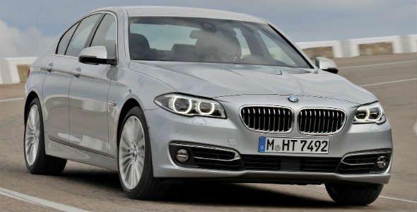 BMW Serie 5 2013, señorial y deportivo