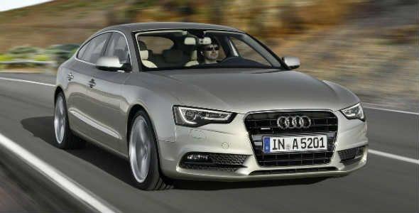 Audi añade la serie Advance Edition a la gama A5 Coupé y Sportback