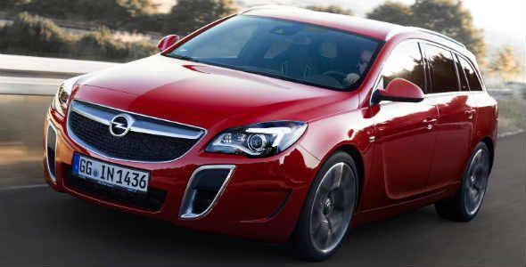 Nuevo Opel Insignia OPC 2014, debut en Frankfurt
