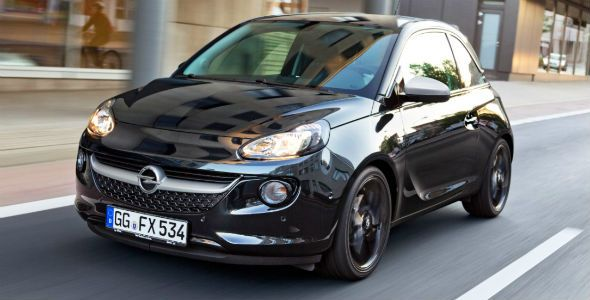 Opel Adam Black Link y White Link, todos los detalles