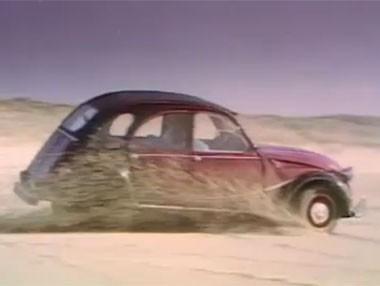 Citroën 2CV-Anuncios