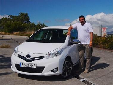 Vídeo prueba del Toyota Yaris Soho 1.3 Multidrive 99 CV 2013