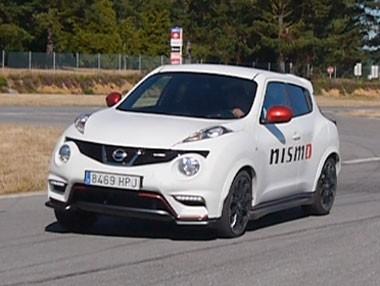 Nissan Juke Nismo: la prueba, en vídeo