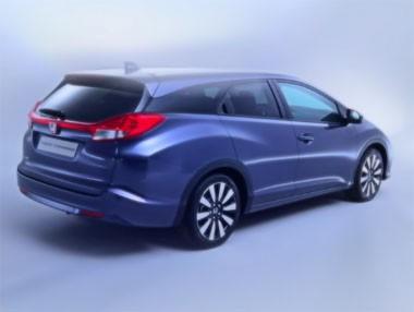 Vídeo presentación del Honda Civic Tourer 2013