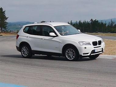 Vídeo prueba BMW X3 2.0d Xdrive 184 CV 2013