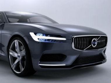 Volvo Concept Coupé: deportivo híbrido de 400 CV