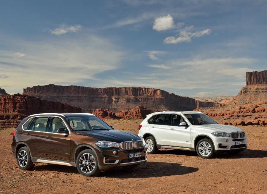El BMW X5 recibe actualizaciones tanto a nivel mecánico, como estético y de equipamiento.