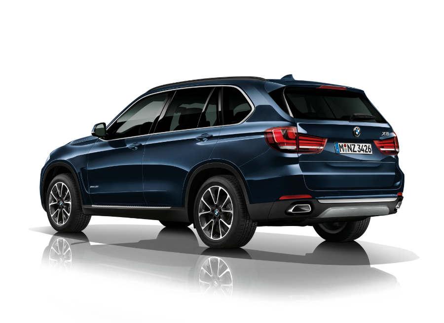 El BMW Concept X5 Security Plus será imposible de distinguir respecto a la versión convencional.