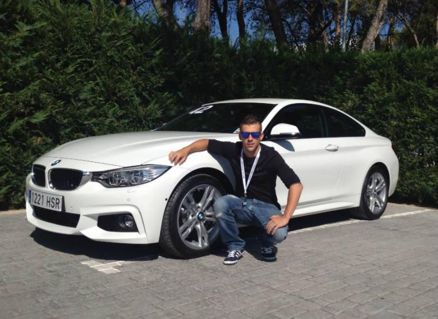 Sale a la venta el día 5 de octubre, pero en Autocasion.com ya hemos probado el nuevo BMW Serie 4 Coupé.