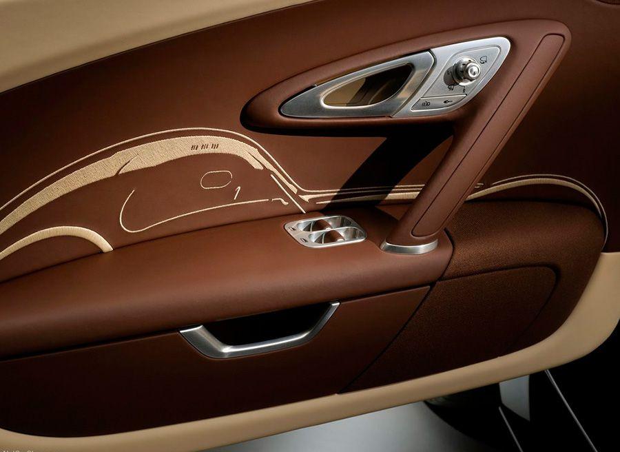 Bugatti Veyron Jean Bugatti Frankfurt 2013
