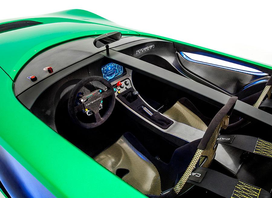 Caterham Aeroseven Concept 2013