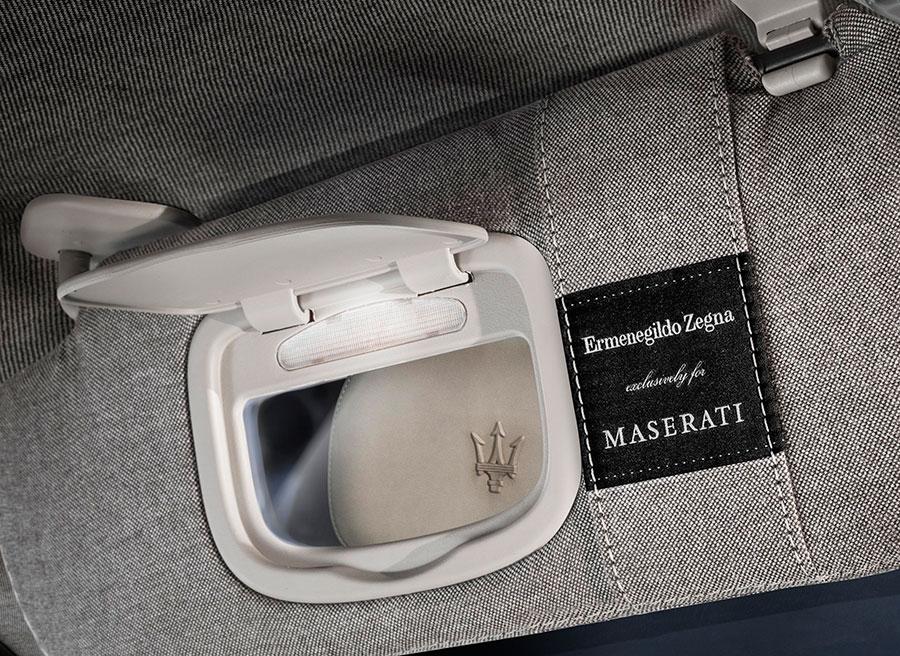 Maserati Quattroporte Ermenegildo Zegna Frankfurt 2013