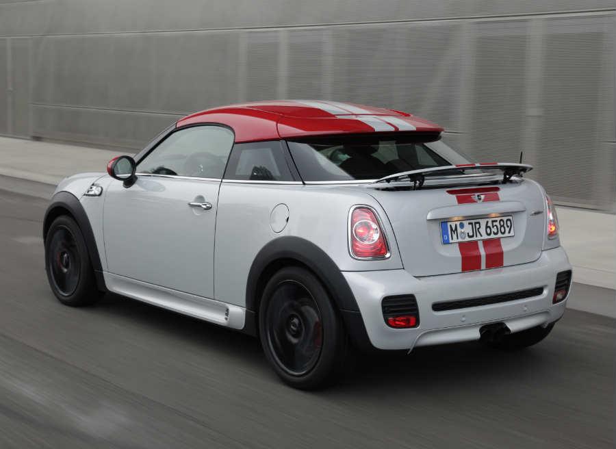 Mini lleva a Frankfurt toda su gama de modelos.